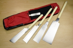 Gyokucho-Red-Bag-Saw-Set